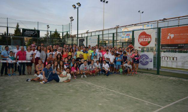 """Crónica XVII Torneo de Pádel """"Ciudad de Úbeda 2016"""""""